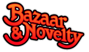 Bazaar & Novelty Logo
