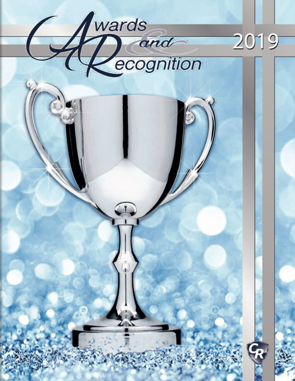 Awards and Recognition 2019